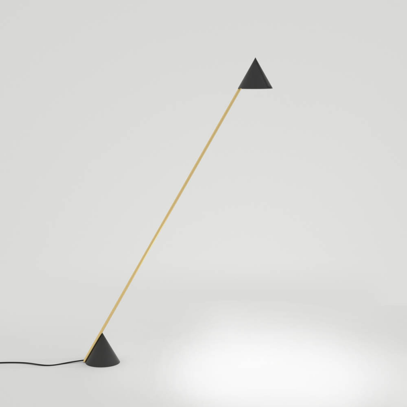lampadaire hat light by atelier areti