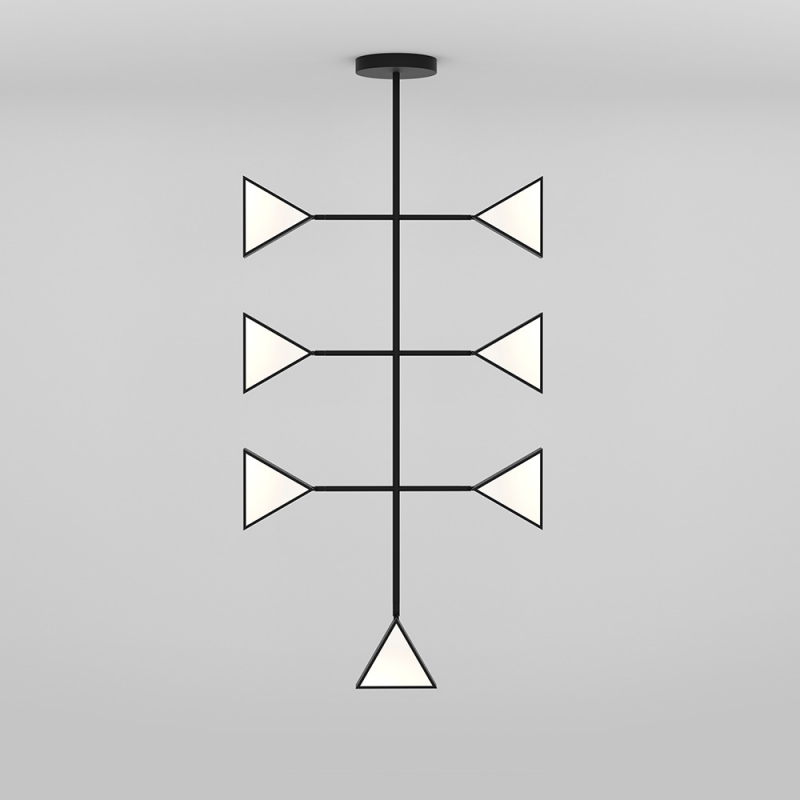 Suspension Epic Triangles by Atelier Areti