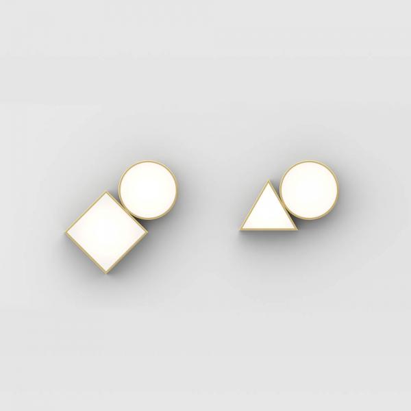 Applique Shapes Atelier Areti styles