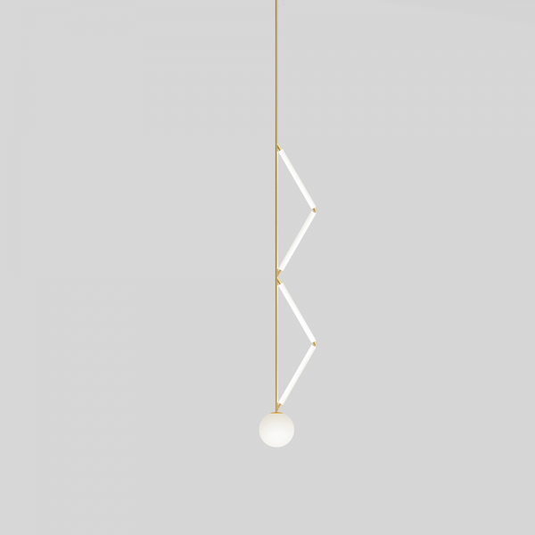 Suspension Side Triangle, Atelier Areti