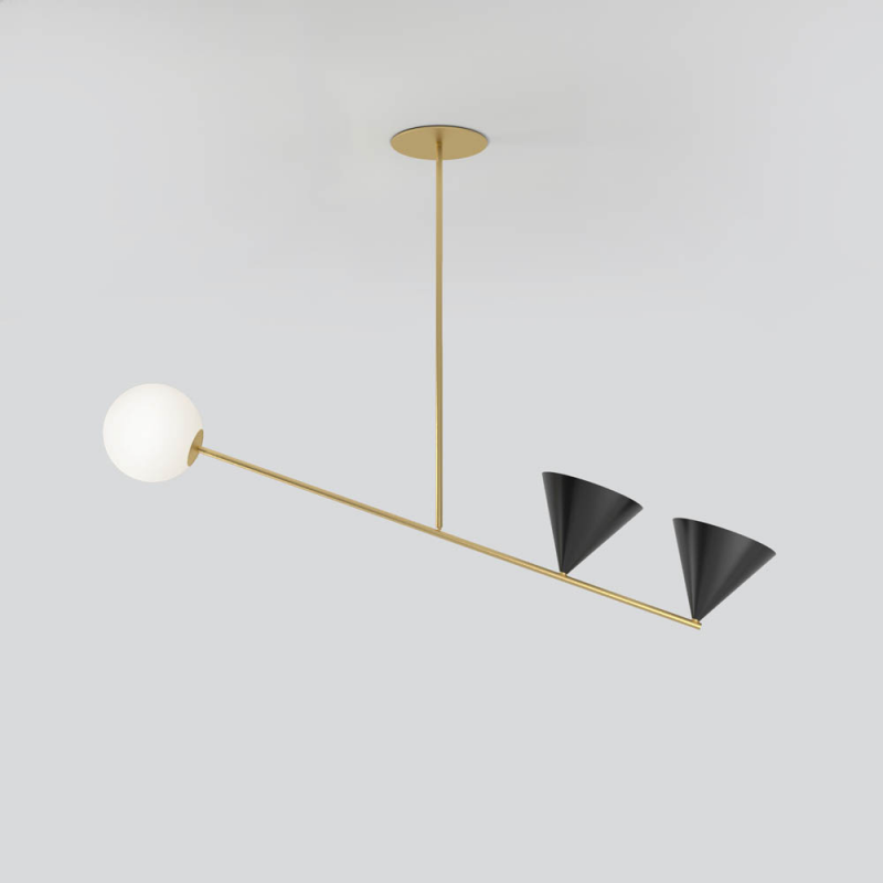 BALANCING VARIATIONS PENDANT by Atelier Areti