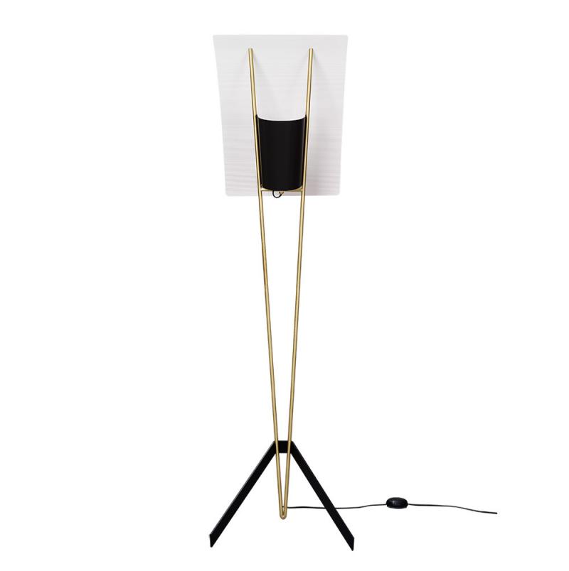 lampadaire G30 mise en scène by sammode