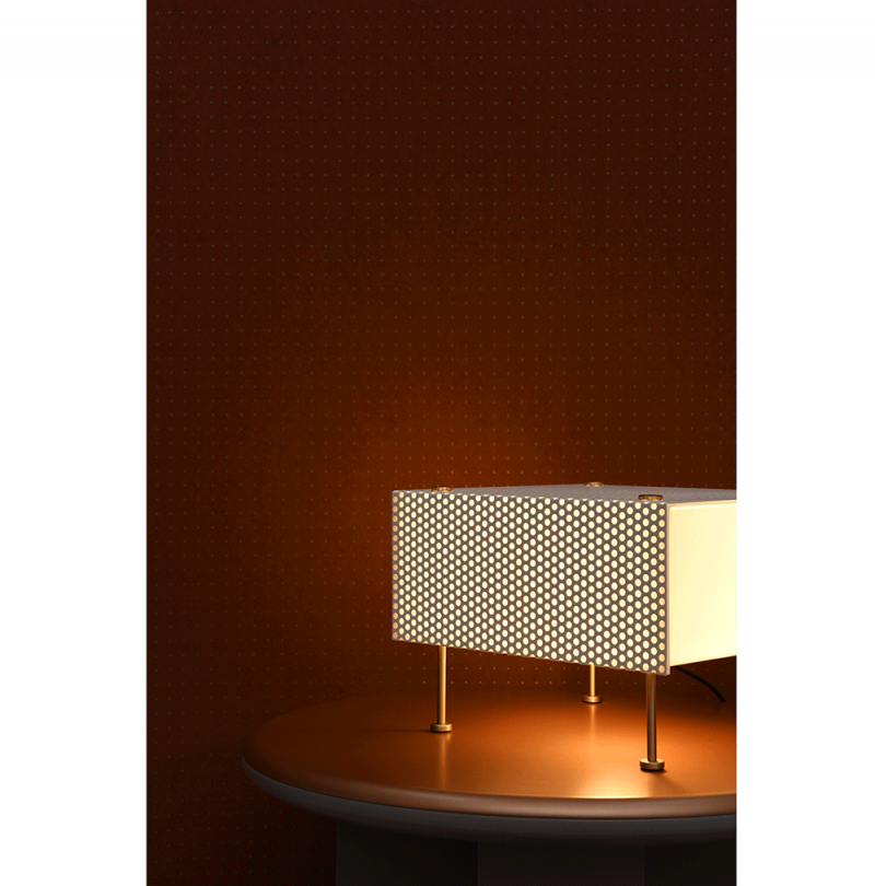 lampe G61 allumé by sammode