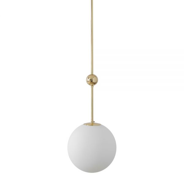 pendant 02 by magic circus in brass