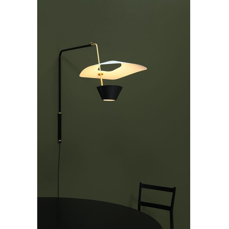 G25 wall light, Sammode styled