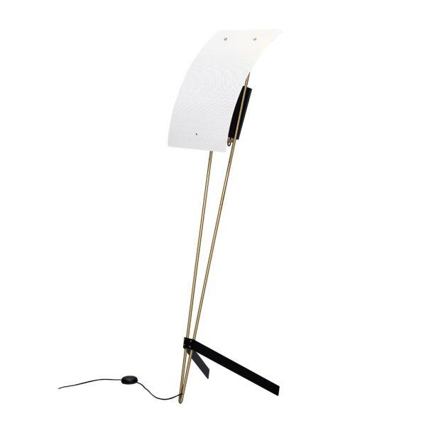 lampadaire G30 blanc by sammode