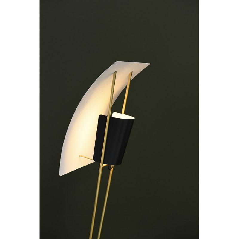 lampadaire G30 fond noir by sammode