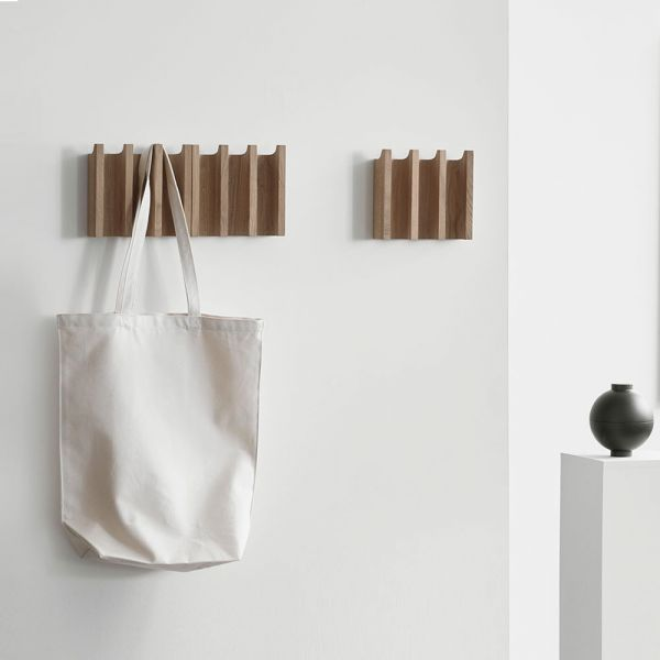 COLUMN COAT RACK by Kristina Dam