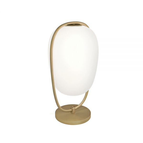 Lanna table lamp by Kundalini on white background