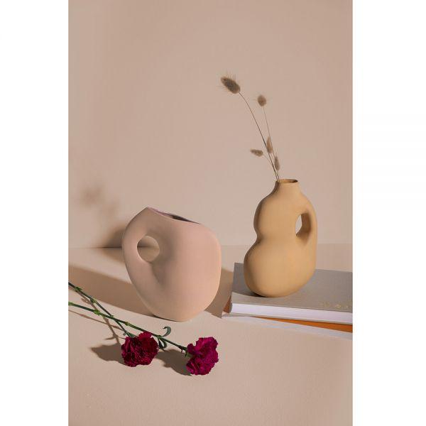 Aura II vase by Schneid styled