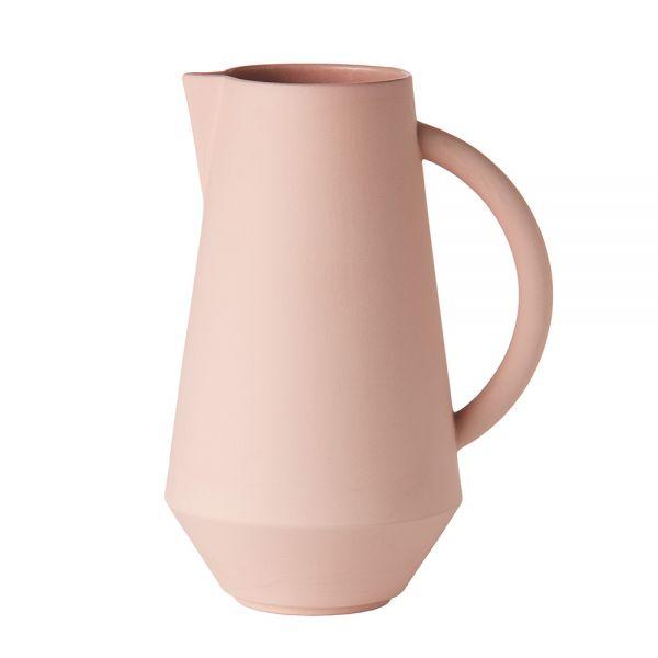 Carafe unison schneid studio couleur rose