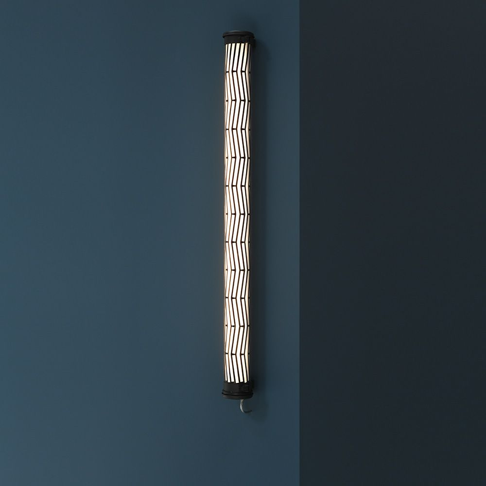 Rivoli wall light by Sammode on blue background