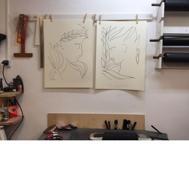 2 petit hermes by Roberto Ruspoli