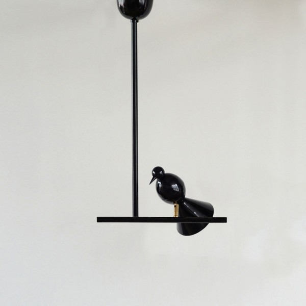 ALOUETTE T PENDANT LIGHT by Atelier Areti