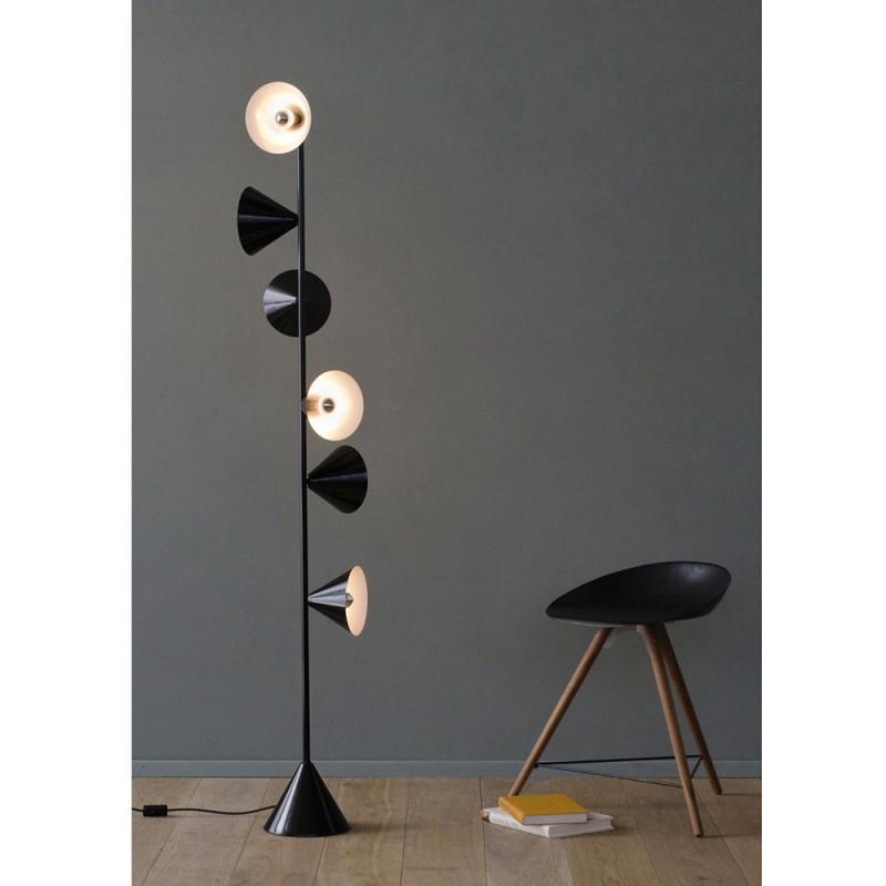Vertical 1 floor light Atelier Areti styled