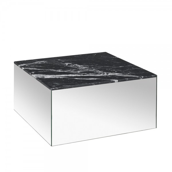table basse miroir by Kristina Dam