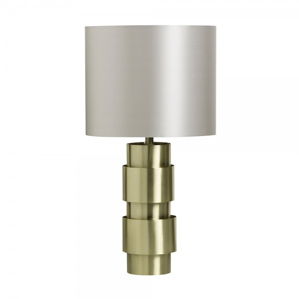 Ring lamp CTO lighting in brass