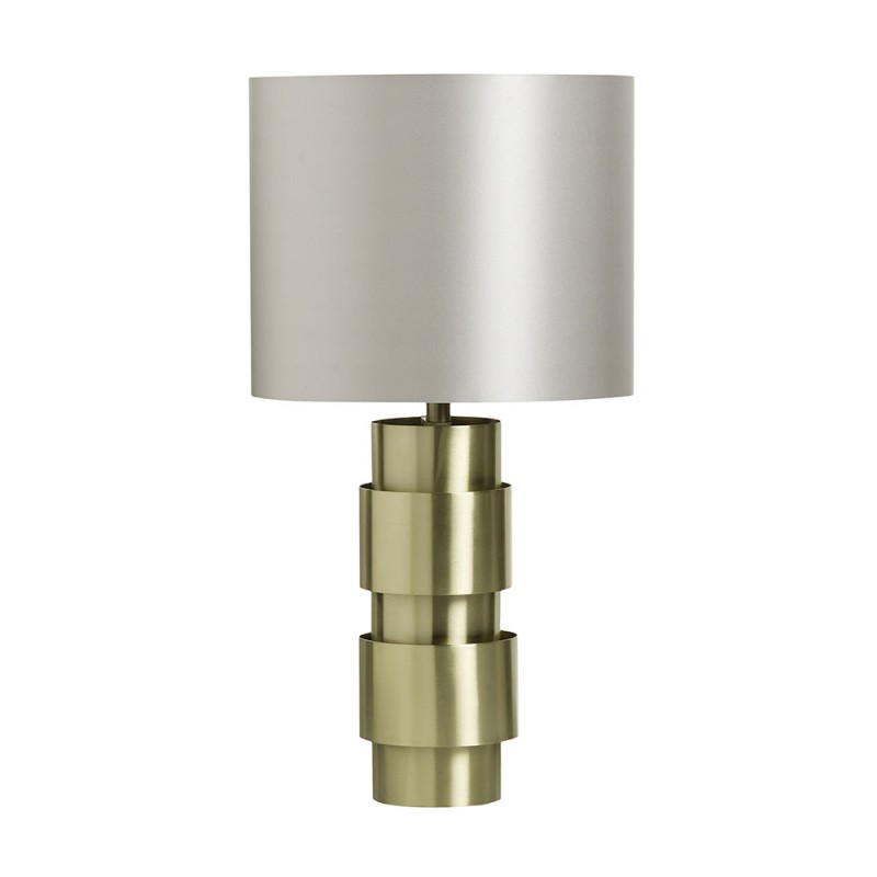 Ring lamp CTO lighting in brass