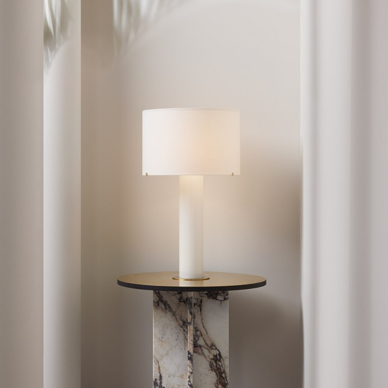 Imperial table lamp CTO Lighting styled