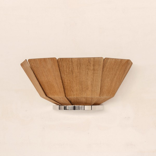 OAK WALL LIGHT by HAOS