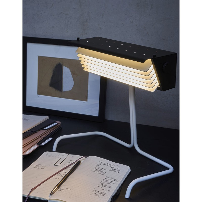Biny table lamp DCW Editions styled