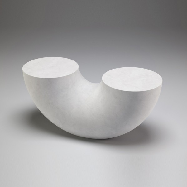 TABLE D'APPOINT HALF TORUS by Atelier Areti