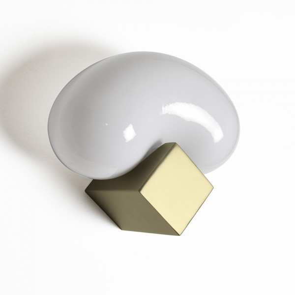 BELUGA WALL LIGHT by ENO Studio