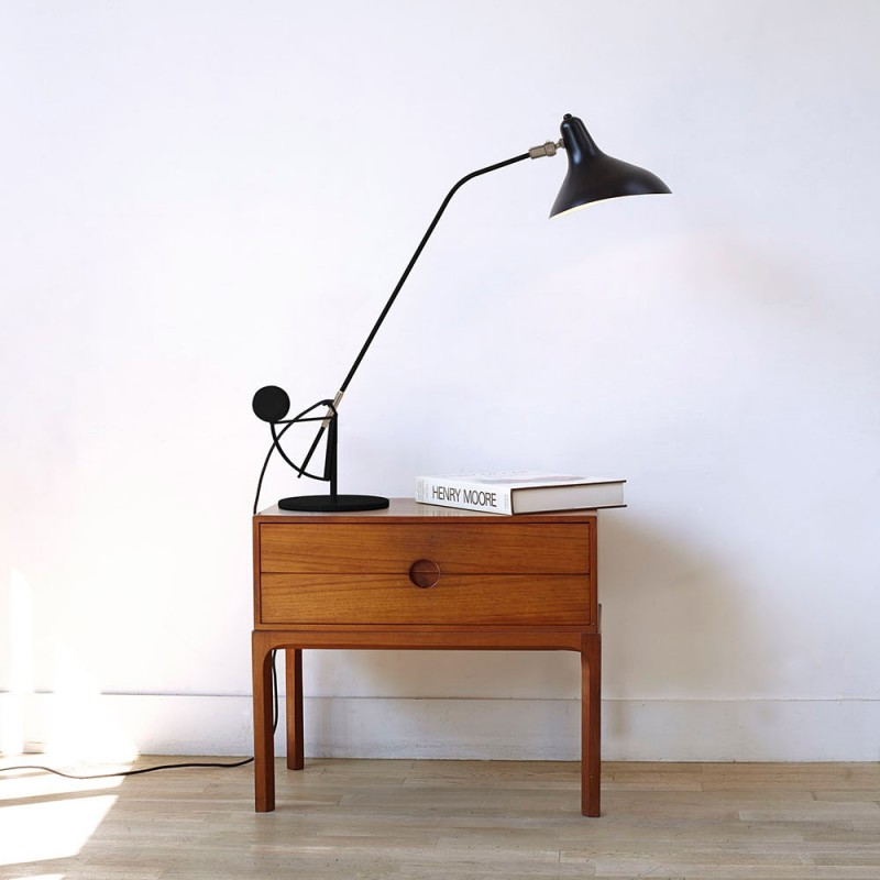Mantis BS3 table lamp by DCW Editions