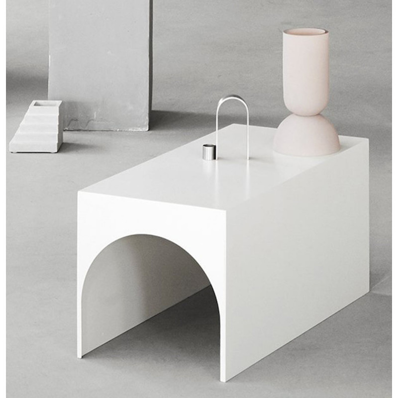 Small Arch Table in the living room