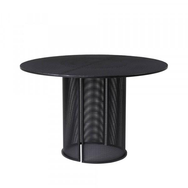 table bauhaus noire