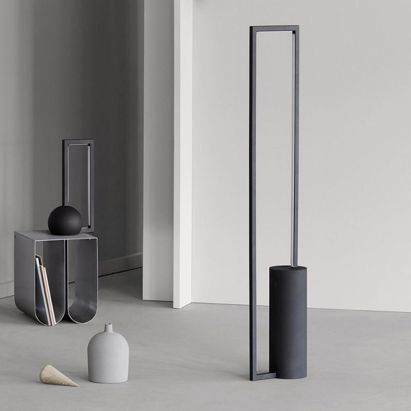 Lampadaire Cylinder by Kristina Dam