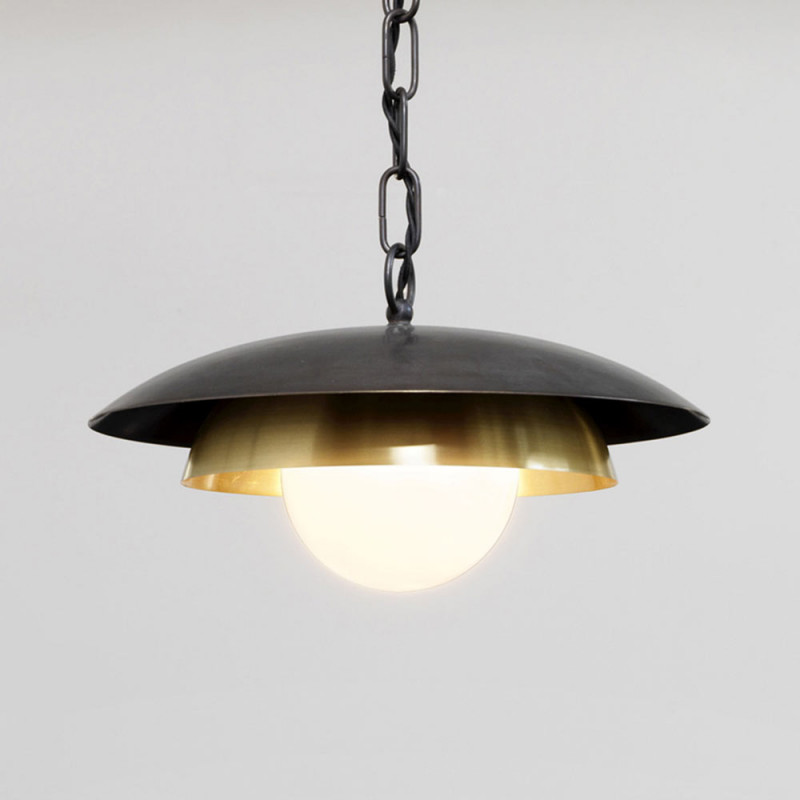Suspension Carapace By CTO Lighting