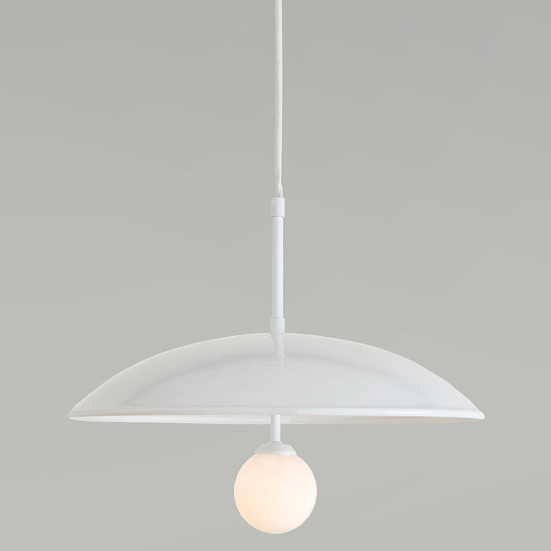 down pendant light by atelier areti