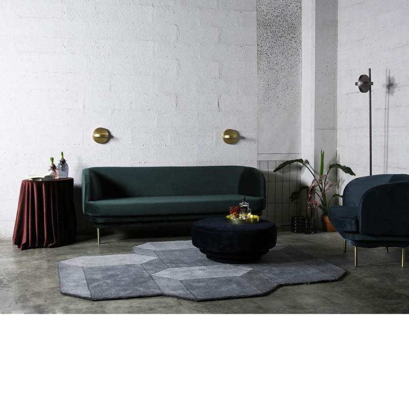 Plus floor light Eno Studio styled in interior setting