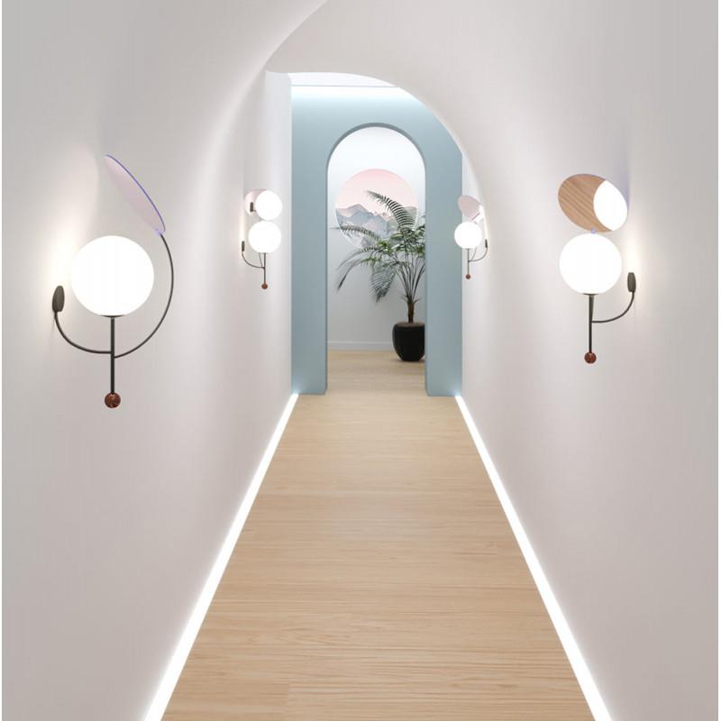 Wall lamp sachi sacha by maison dada