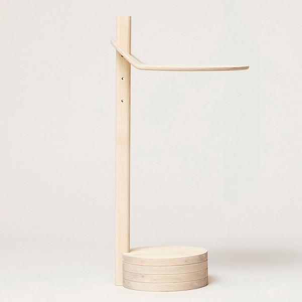 stilk side table ash Form and Refine