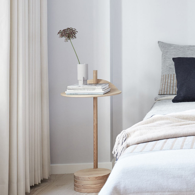 stilk side table Form and Refine