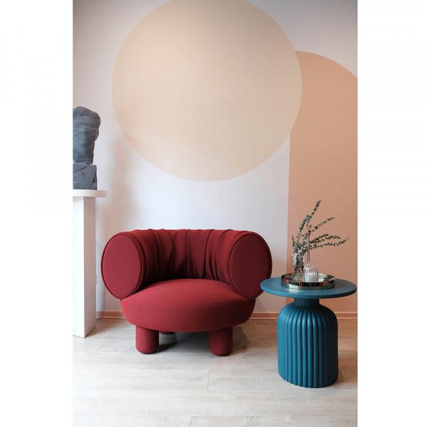 Table Ousmane verte by Maison Dada