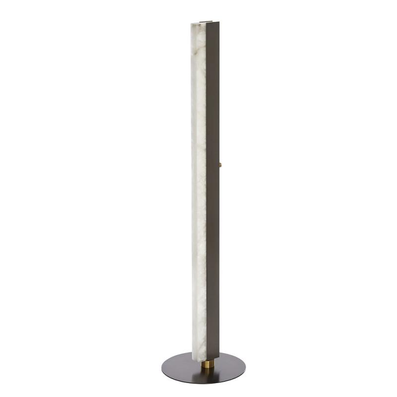 Floor lamp Artes bronze, CTO Lighting