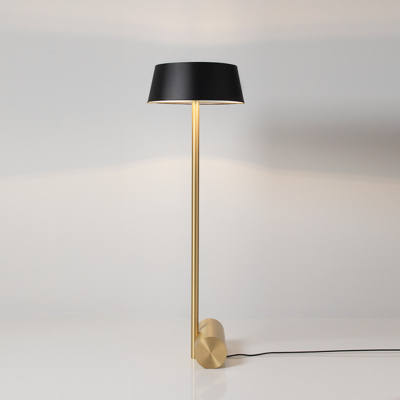 Calee floor lamp, XS, black, CVL.