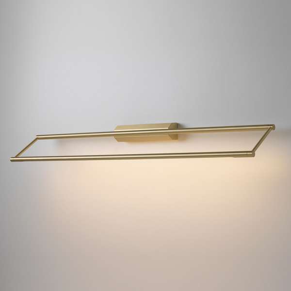 Link wall light by CVL Luminaires, positioned horizontally