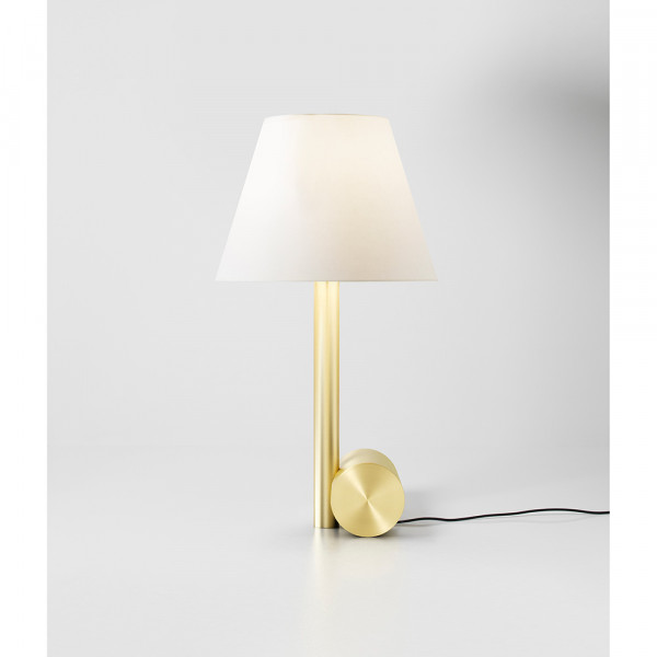 Calee table lamp XS, brass, CVL Luminaires