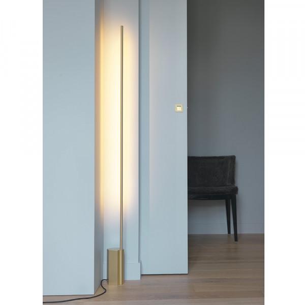 Lampadaire Link CVL Luminaires, laiton