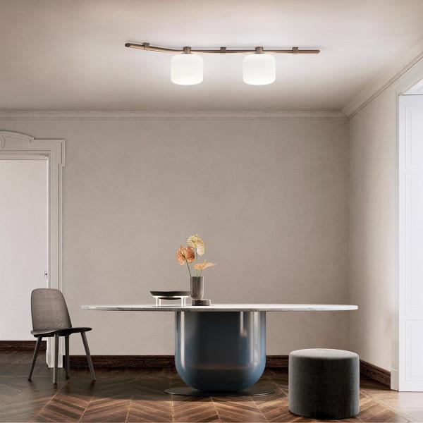 Floed ceiling light Kundalini