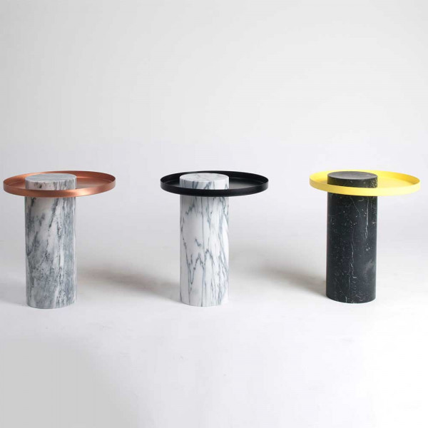 SALUTE SIDE TABLE by La Chance