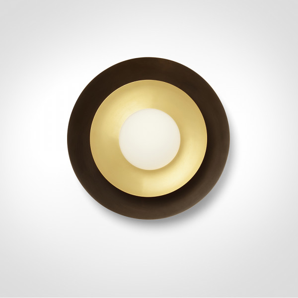 Carapace ceiling light CTO Lighting