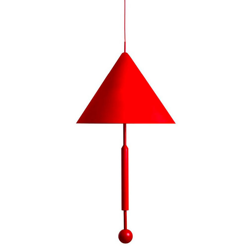 Suspension Object of Discussion Maison Dada rouge