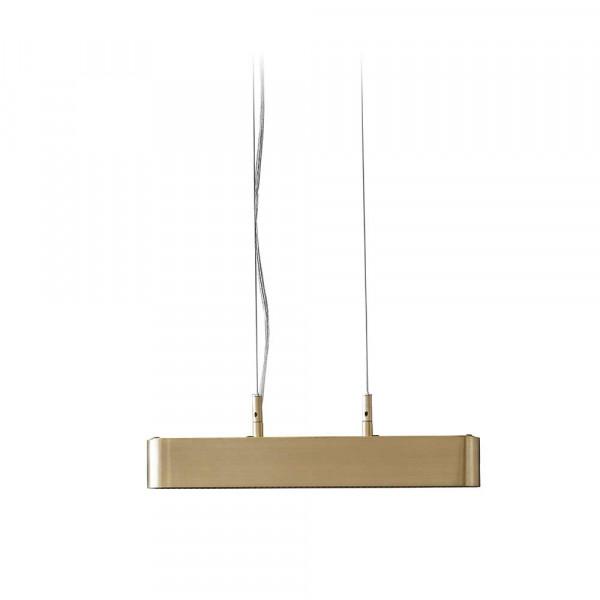 Colt single pendant brass