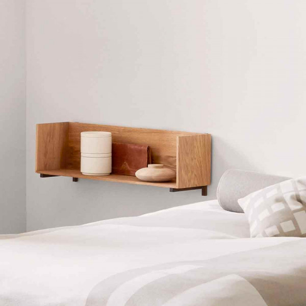 Etagere murale stack chambre