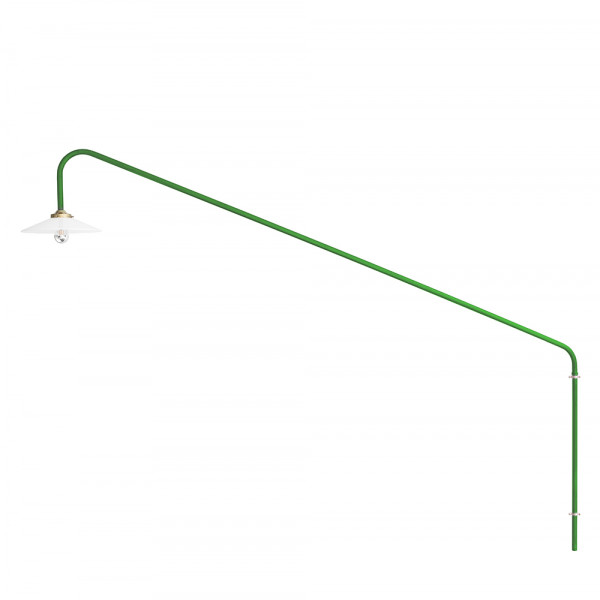 Hanging lamp n°1 Valerie Objects green